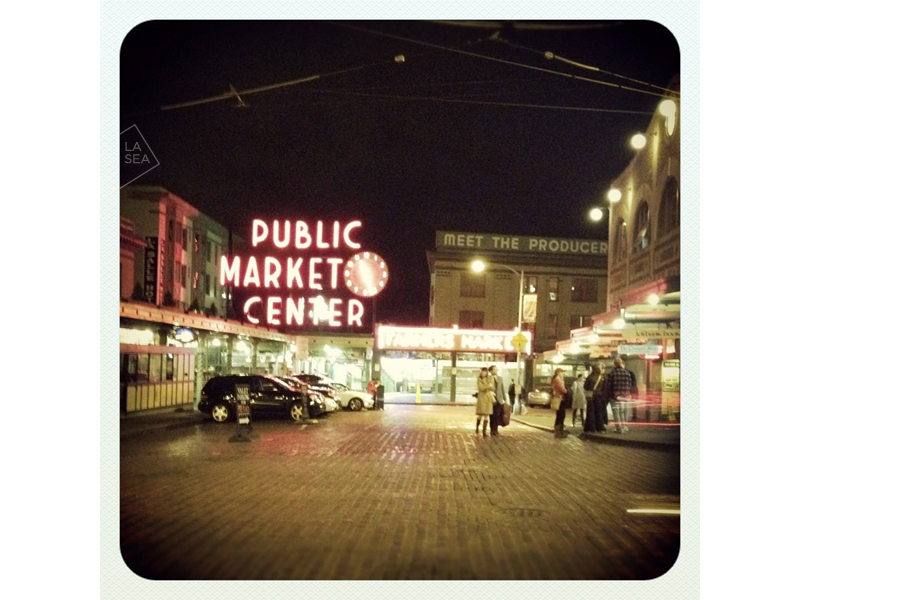 ( Pike Place Market // Seattle, WA )